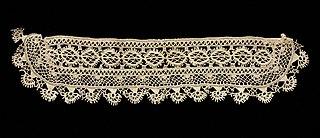 Knotted Lace Cuff (1933.347.b)
