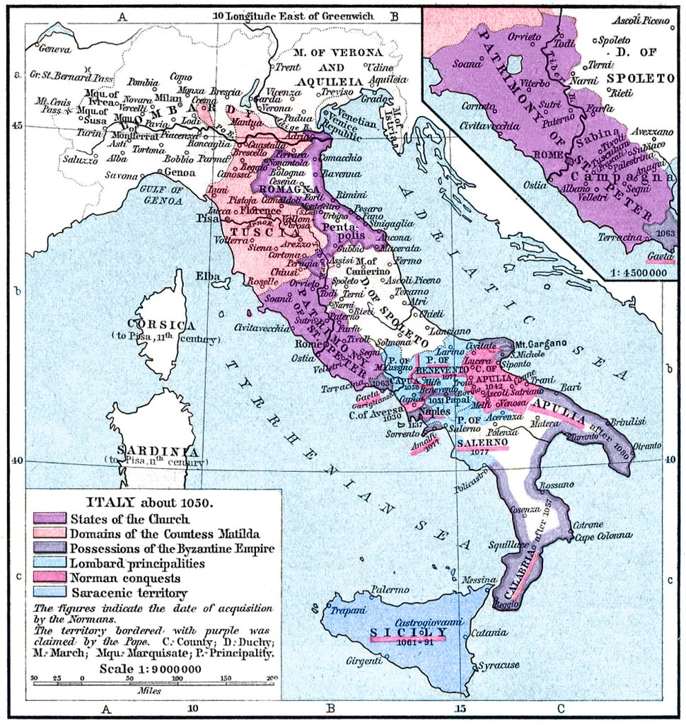 Italy 1050
