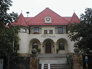 Ittlingen - Town hall