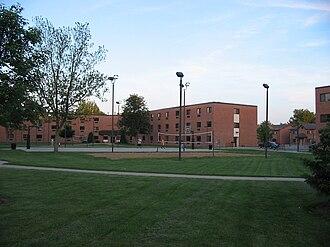Indiana Wesleyan University - Image: Iwuhodsonhall