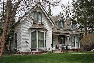 J. M. Bonney House - Image: J.M. Bonney House