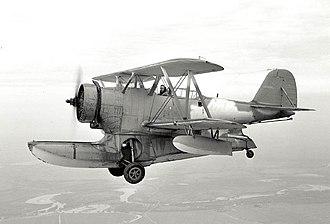 Grumman J2F Duck - Image: J2F 4surplusflight (4710569872)