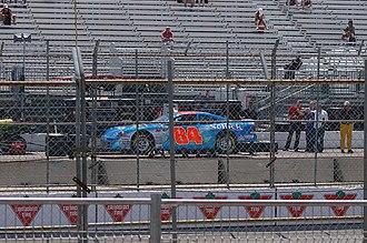 J. R. Fitzpatrick - Image: JR Fitzpatrick Fitzpatrick Motorsports Chevrolet Toronto 2010