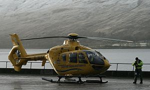 Air medical services - Scottish Ambulance Service - The UK's only Government funded air ambulance service.