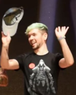 Jacksepticeye - McLoughlin at PAX West in 2016