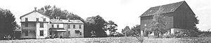 Lower Salford Township, Montgomery County, Pennsylvania - Jacob Reiff's farm