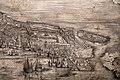 Jacopo de' barbari, veduta di venezia a volo d'uccello, 1497-1500, xilografia (museo correr) 08 arsenale e isola di san pietro.jpg