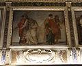 Jacopo vignali, santi fiorentini prendono parte alla processione della chiesa trionfante e militante, 1622-23, 04.JPG