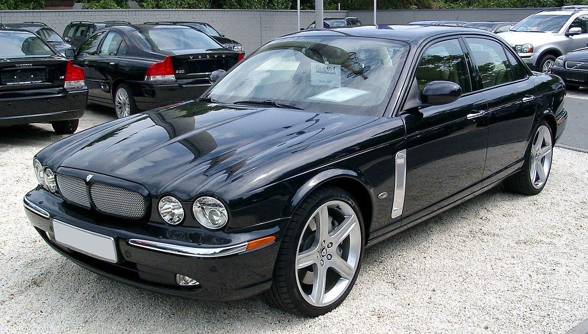 Jaguar XJ (X350) - Wikipedia | 2005 Jaguar Xj8 Engine Diagram |  | Wikipedia