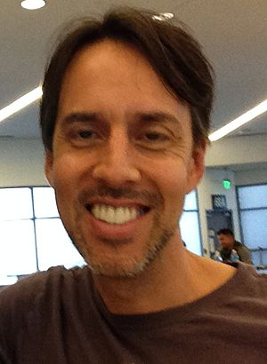 Jaime Paglia - Paglia at LAX, August 2014