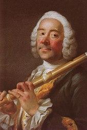 Jakob Friedrich Kleinknecht, Pastell von Alexander Roslin, ca. 1747 (Quelle: Wikimedia)