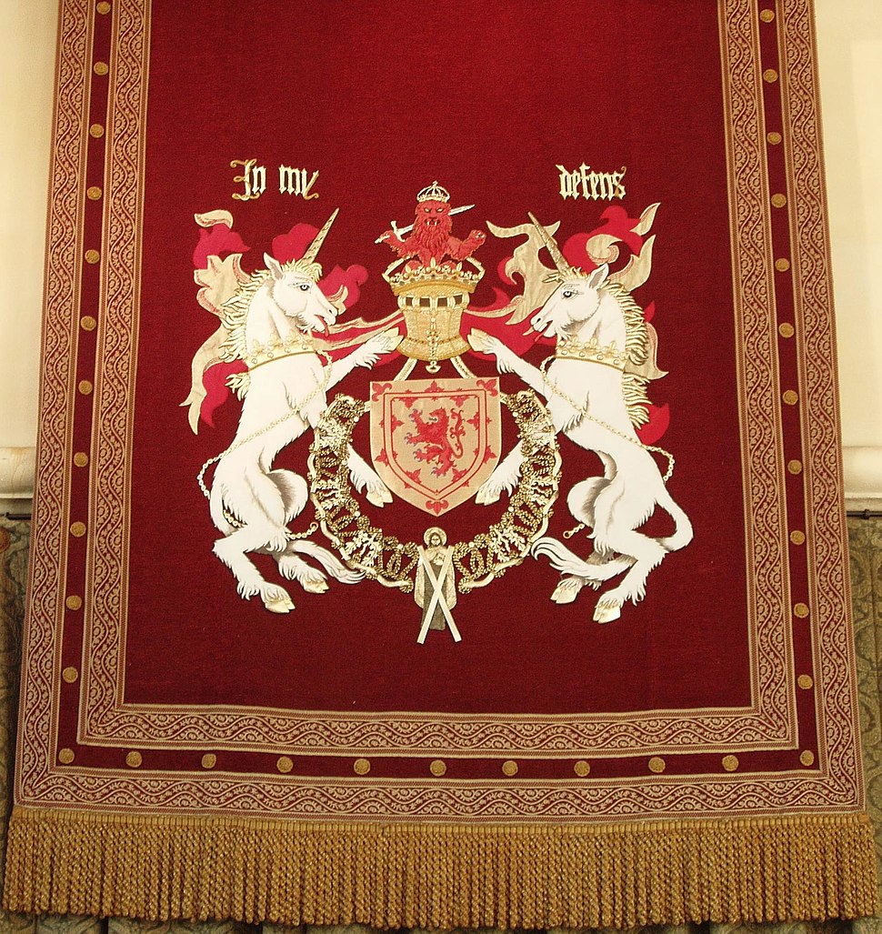 James IV Arms