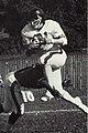 James Metzger of Half Hollow Hills scoring in high school football game.jpg