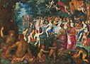 Jan Brueghel d.Æ. - The Marriage of Peleus and Thetis - KMS3082 - Statens Museum for Kunst.jpg