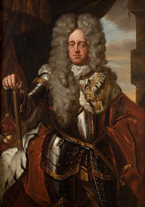 Philip William, Elector Palatine - Image: Jan Frans van Douven 003