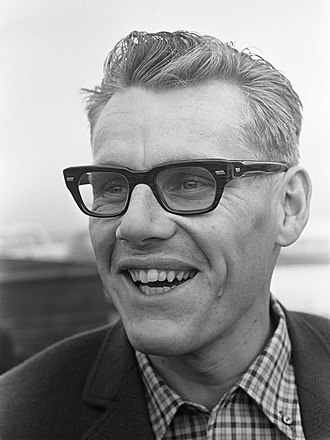 Jan Janssen - Jan Janssen in 1967