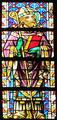 Jan van Waasten, Sint-Salvatorskathedraal, Brugge, glasraam koor.png