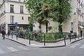 Jardin, rue Jacob, rue de Seine, Paris 6e.jpg