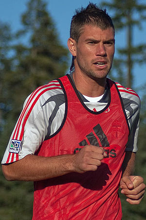 Jarrod Smith - Image: Jarrod smith soccer
