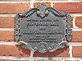 Jax FL Centennial Hall NRHP plaque01.jpg