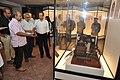 Jayanta Sengupta Visits With NCSM Dignitaries - Objects In CRTL Archive Exhibition - NCSM - Kolkata 2018-05-18 0776.JPG