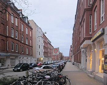 Jeßstraße, 2012