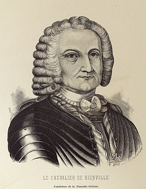 Jean-Baptiste Le Moyne, Sieur de Bienville - Image: Jean Baptiste Le Moyne