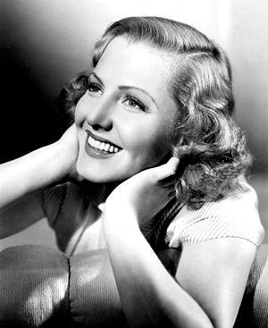 Jean Arthur - Publicity photo, c. 1939