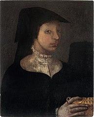 Portrait de Marie Cousin