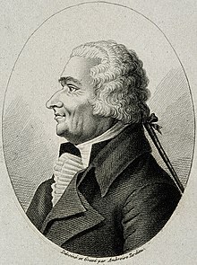 Jean François Coste. Stipple engraving by A. Tardieu after h Wellcome V0001313 (cropped).jpg