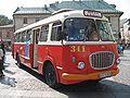 Jelcz 272 MEX in Kraków (Mały Rynek).jpg