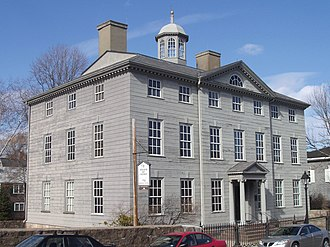 Jeremiah Lee Mansion - The Jeremiah Lee Mansion