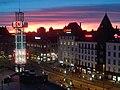 Jernbanetorget in Oslo from BiPorten.jpg