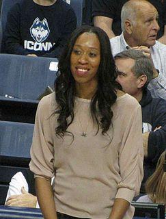 Jessica Moore (basketball) American basketball player