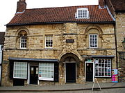 Jew's House, Lincoln