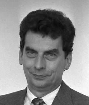 Czech legislative election, 1990 - Image: Jiří Machalík
