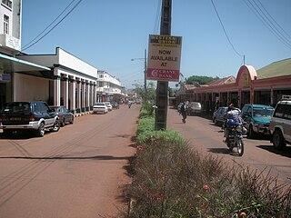 Jinja, Uganda Place in Eastern Region, Uganda