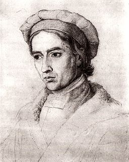 Johann Friedrich Overbeck Selbstbildnis 1830