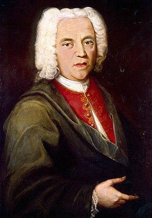 Johann Maria Farina - Johann Maria Farina 1685–1766