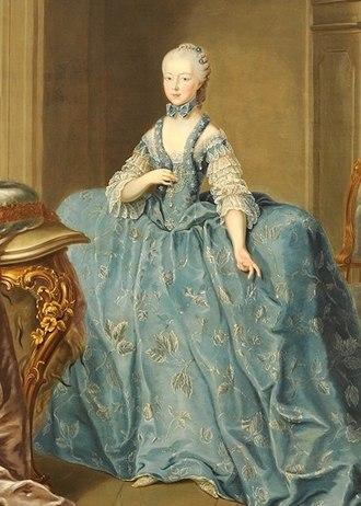 Archduchess Maria Johanna Gabriela of Austria - Image: Johanna Gabriele of Habsburg Lorraine