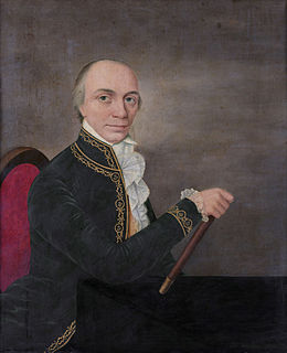 Johannes Siberg Governor-General of the Dutch East Indies