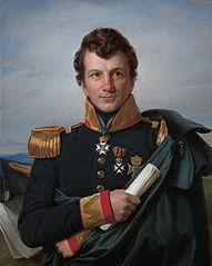 Portrait de Johannes van den Bosch.