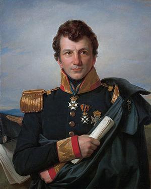 Johannes van den Bosch - Image: Johannes van den Bosch