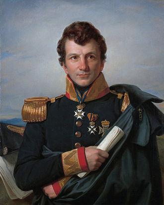1829 in art - Image: Johannes van den Bosch