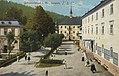 Johannisbad (CZ), Tschechien - Kurplatz (Zeno Ansichtskarten).jpg
