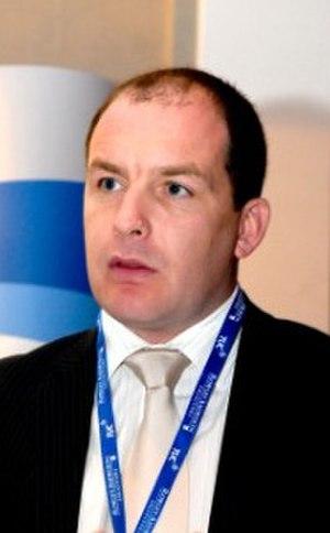 John Park (politician) - Image: John Park MSP