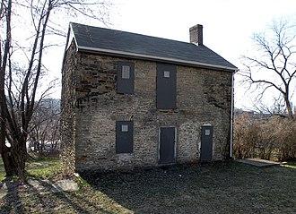 John Woods House (Pittsburgh, Pennsylvania) - Image: John Woods House