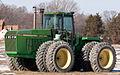John Deere 8760 tractor with twin wheels.jpg