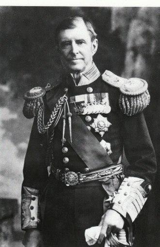 John Edmund Commerell - Sir John Commerell