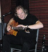 John Jorgenson at Kentucky Coffee Tree Cafe.JPG